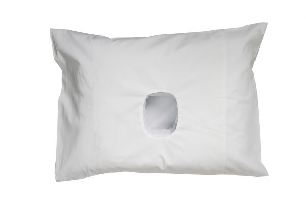 pillow hole with case