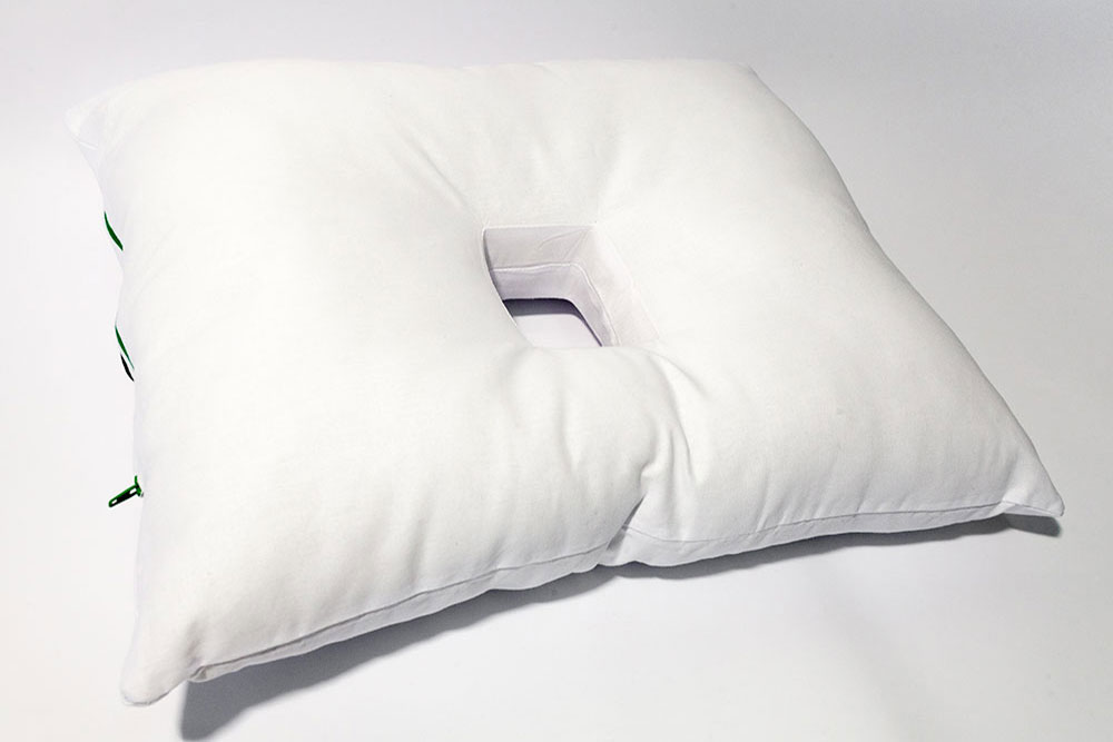 The Original P W A H The Original Pillow With A Hole
