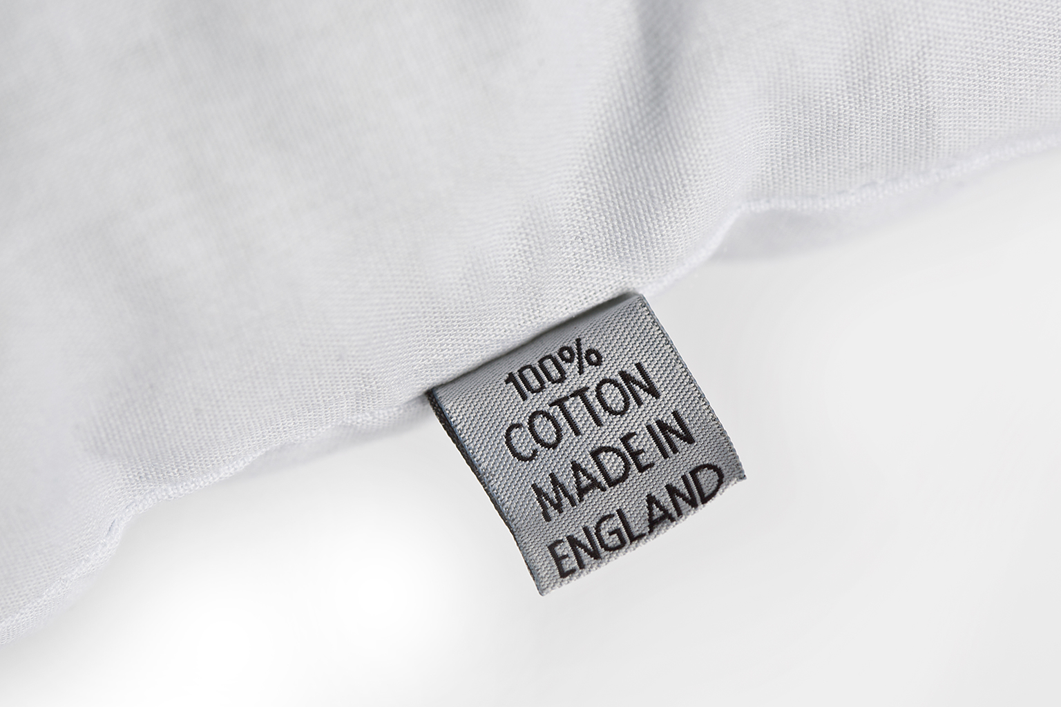 Pillow made in England