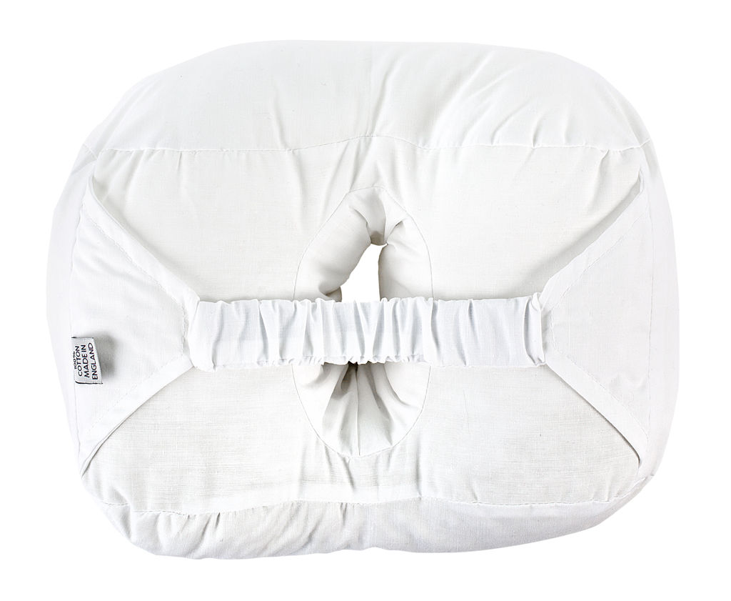 The Original Leg Pillow with a Hole