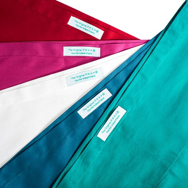 The Original Pillowcase with a hole cotton sateen